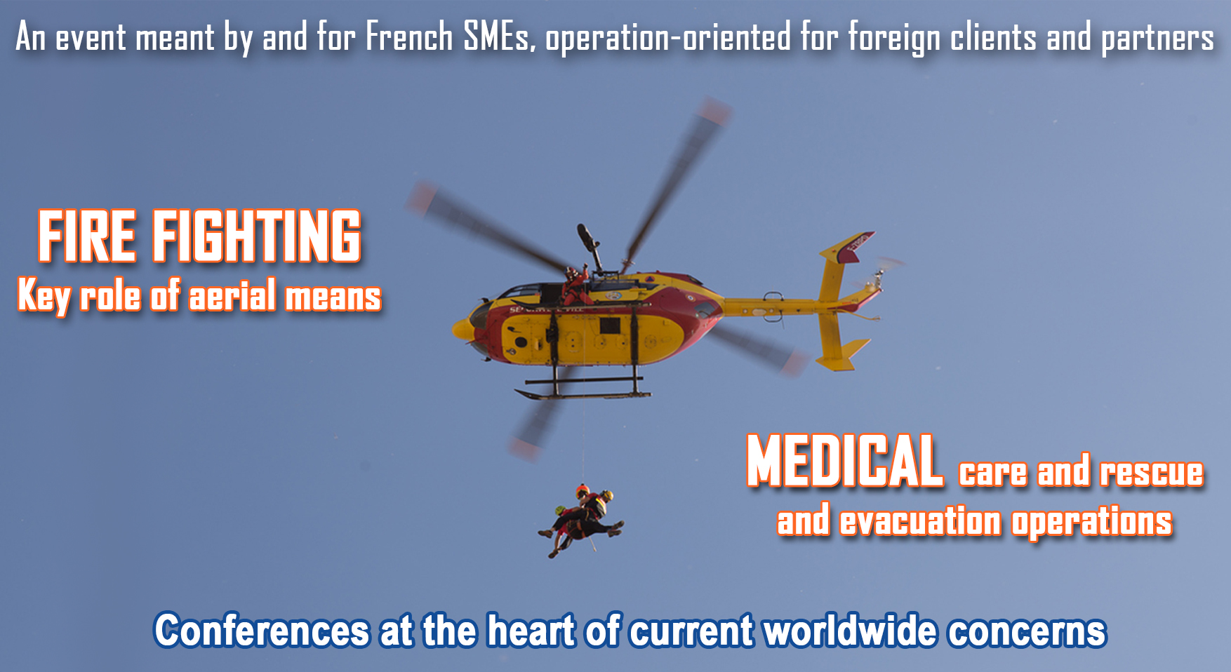 Fire Fighting and Medical evacuation operations