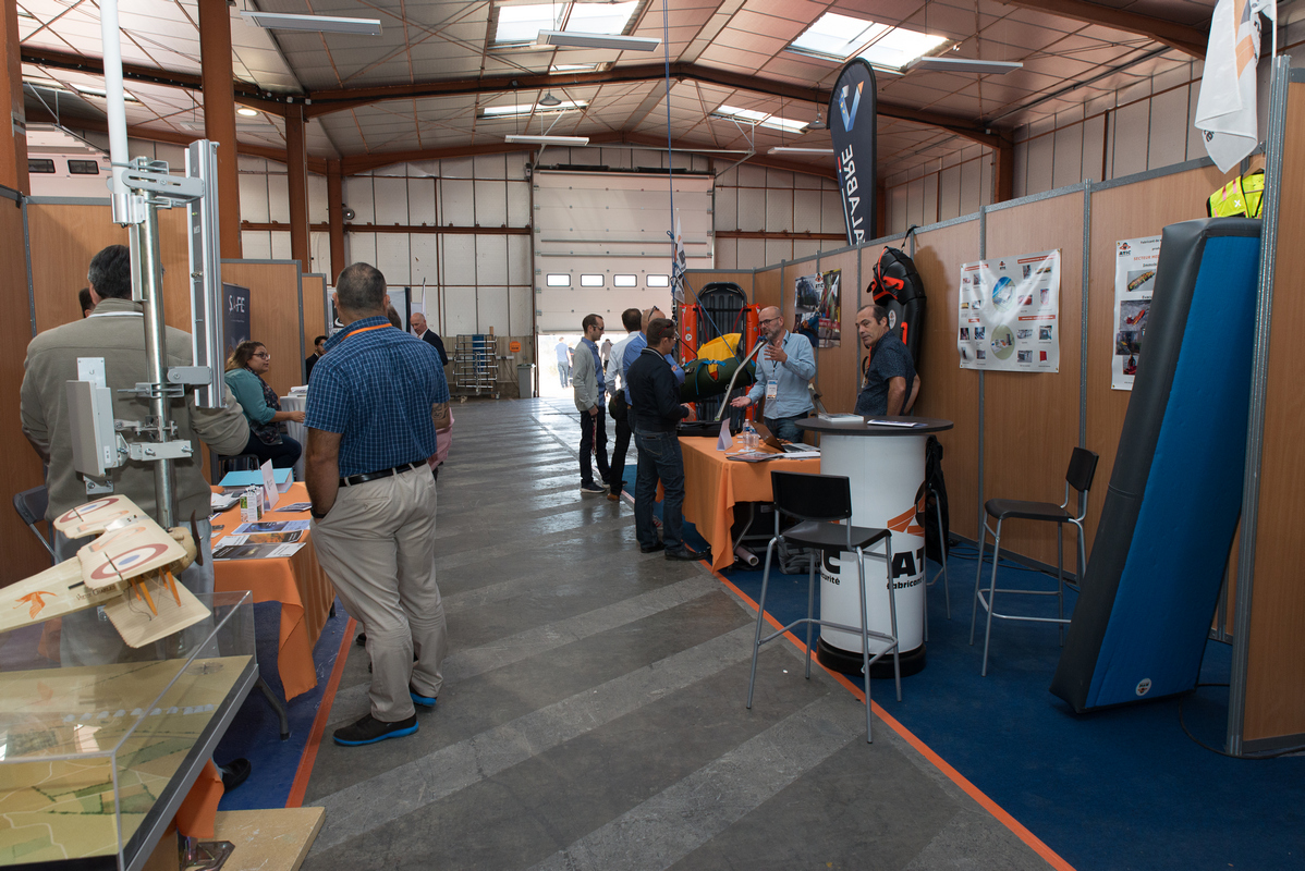 Hall expo stands 5